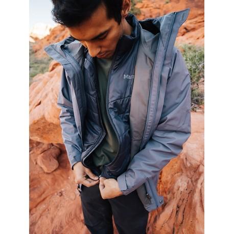 Minimalist Component Jacket