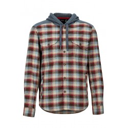 Oheny Heavyweight Flannel Hoody