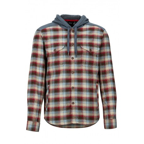 Jaka Oheny Heavyweight Flannel Hoody