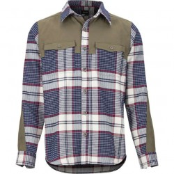 Needle Peak Midweight Flannel LS