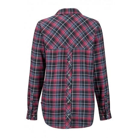 Krekls Wms Maggie Lightweight Flannel LS
