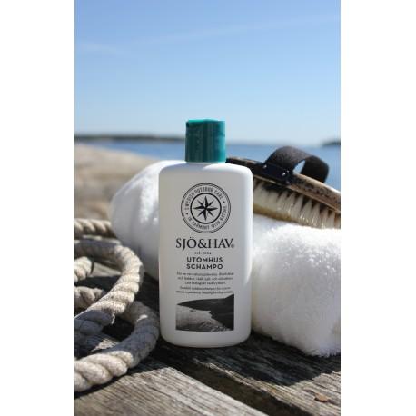 Šampūns Outdoor Shampoo, 200ml
