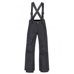 Boys Edge Insulated Pant Black