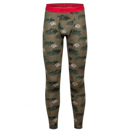 Termo bikses Midweight Harrier Tight Camping camo
