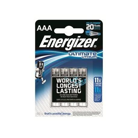 ENERGIZER Litija AAA B4 1,5V