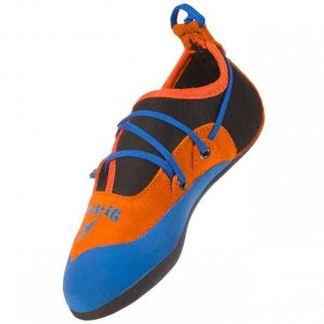STICKIT Lily Orange Marine blue
