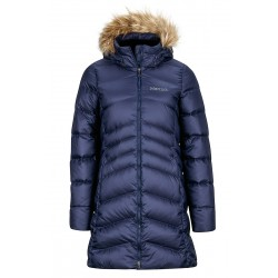 Dūnu mētelis Wms Montreal Coat Midnight Navy