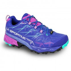 Apavi AKYRA GTX Woman Iris Blue Purple