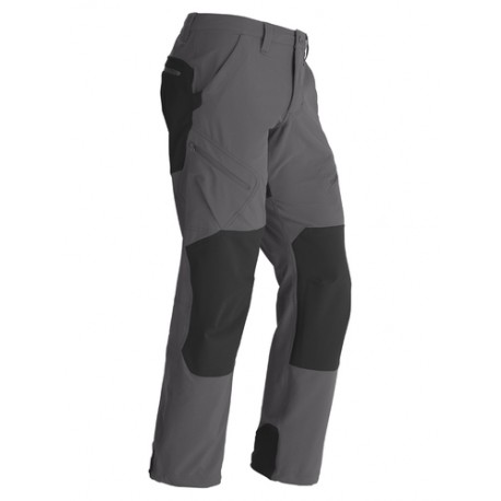 Bikses Highland Pant Regular Slate grey Black