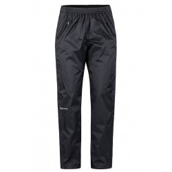 Bikses membr. Wms PreCip Eco Full Zip Pant Long black