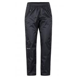 Bikses membr. Wms PreCip Eco Full Zip Pant Long black
