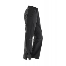 Bikses Wms PreCip Nano Pro Full Zip Pant Long Black
