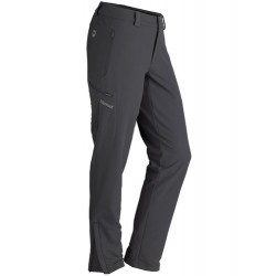 Wms Scree Pant Long Black