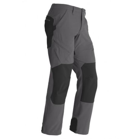 Bikses Highland Pant Short Slate grey Black