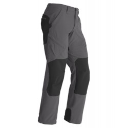 Highland Pant Long Slate grey Black