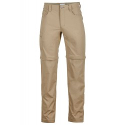 Transcend Convertible Long Desert khaki