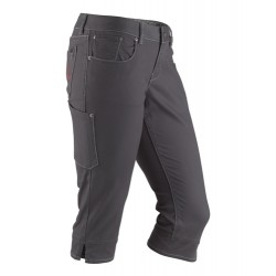 Wms Rock Spring Capri Dark steel