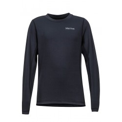 Boys Midweight Harrier Crew Black