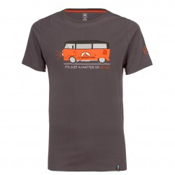 Van T-Shirt M Carbon