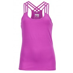 Wms Vogue Tank Neon berry