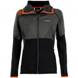 Jaka EAGLE Hoody W Carbon Black