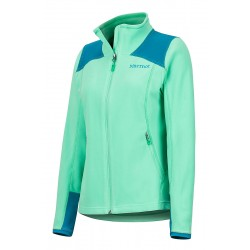 Jaka Wm's Flashpoint Jacket Double mint Late night