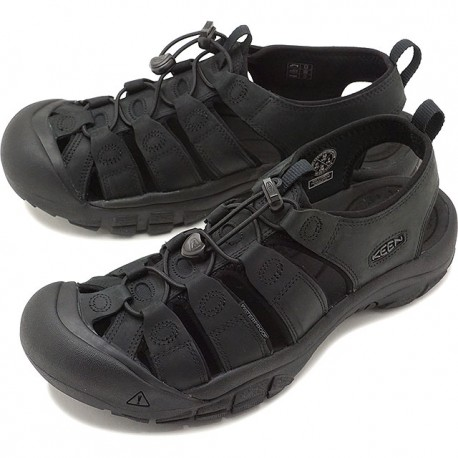 Sandales Newport Black Black