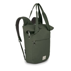 Arcane Tote Pack Haybale green