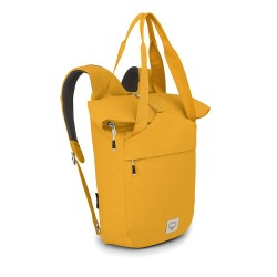 Mugursoma Arcane Tote Pack Honeybee yellow