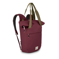 Arcane Tote Pack Mud red