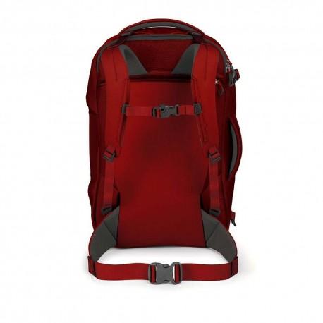 Mugursoma Porter 46 Diabo red