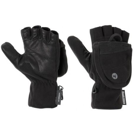 Cimdi Windstopper Convertible Glove