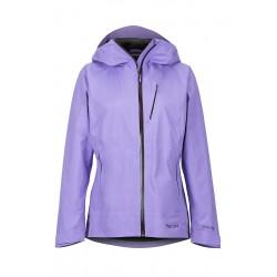 Jaka membr. Wms Knife Edge Jacket Paisley purple