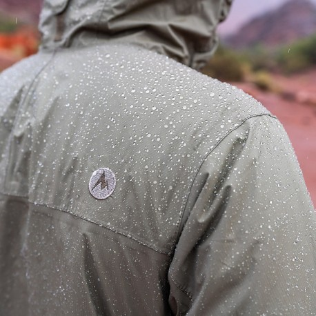 PreCip Eco Jacket Black
