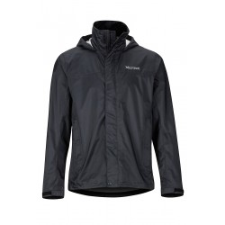 Jaka membr. PreCip Eco Jacket Black
