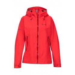 Wms Starfire Jacket Scarlet red