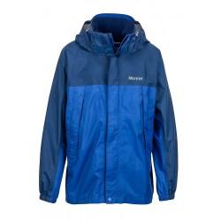 Jaka Boys PreCip NanoPro™ Jacket Atomic blue Blue sapphire