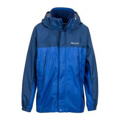 Boys PreCip NanoPro™ Jacket Atomic blue Blue sapphire