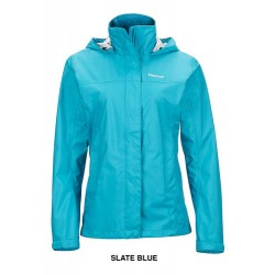 Wms PreCip NanoPro Jacket Slate blue