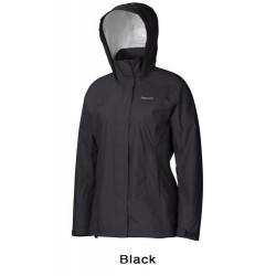 Jaka Wms PreCip NanoPro Jacket Black