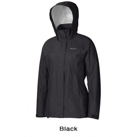 Wms PreCip NanoPro Jacket Black