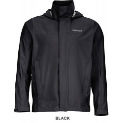 PreCip NanoPro Jacket Black