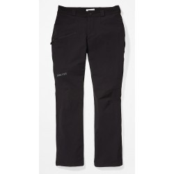 Wms Scree Pant Regular Black