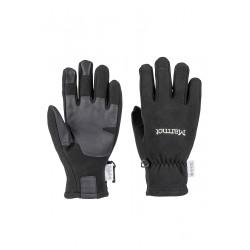 Wms Infinium Windstop Glove Black