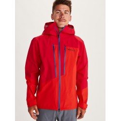 Jaka Huntley Jacket Team red Victory red