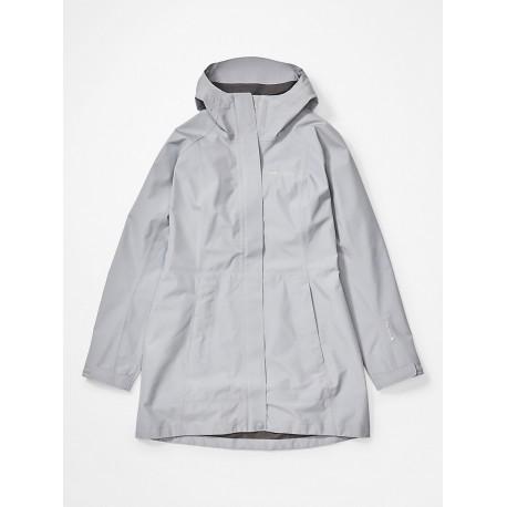 Wms Essential Jacket Steel