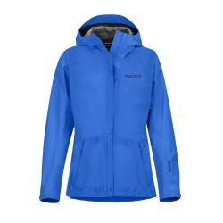 Jaka Wms Minimalist Jacket Classic blue