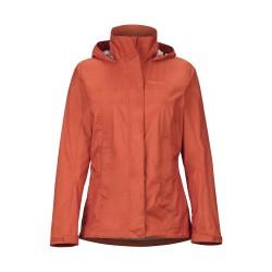Jaka Wms PreCip Eco Jacket Picante