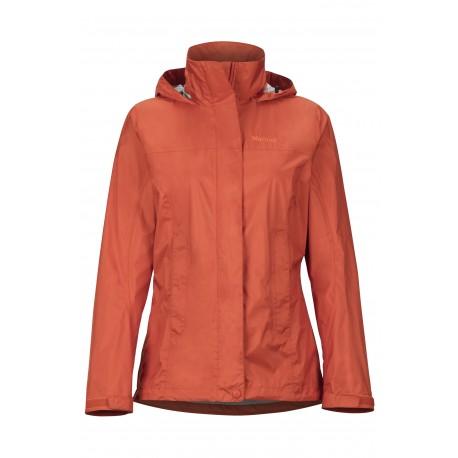 Wms PreCip Eco Jacket Picante