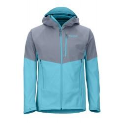 ROM Jacket Steel onyx Enamel blue